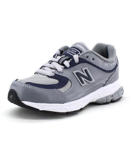 Gray Grade School K2001 Running Shoe