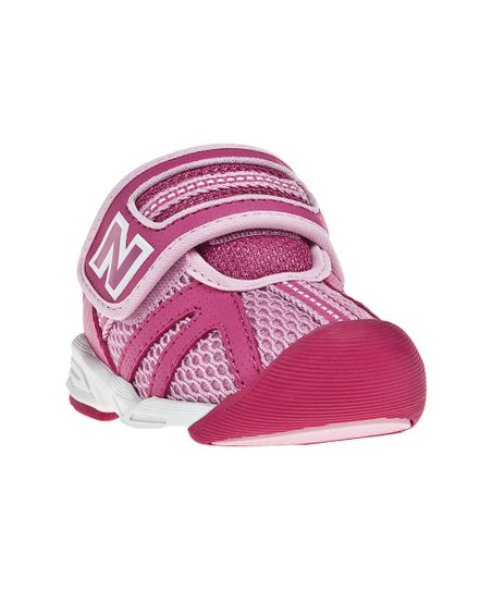 Pink & White KV102 Running Shoe