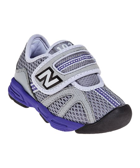 Gray & Blue KV102 Running Shoe