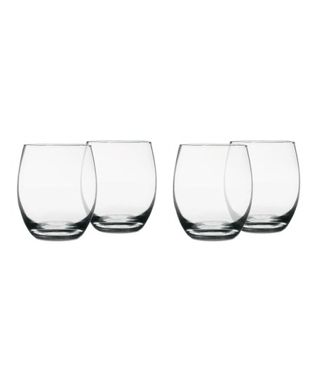 Western Isle 20-Oz. Double Old-Fashioned Glass - Set of Four