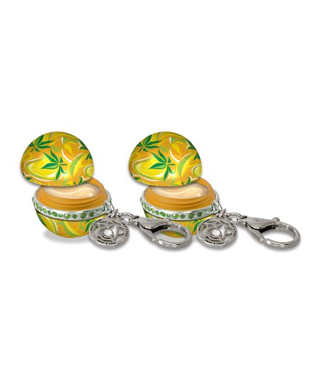 Mango Fandango Lip Balm - Set of Two