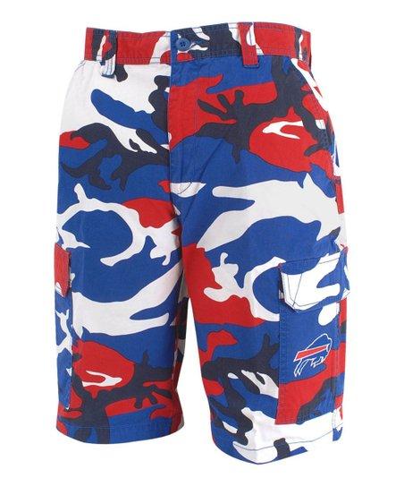 Buffalo Bills Camo Shorts - Men
