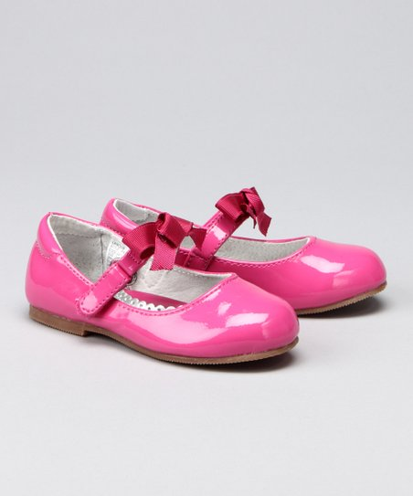 Pink Patent Mary Jane - Toddler