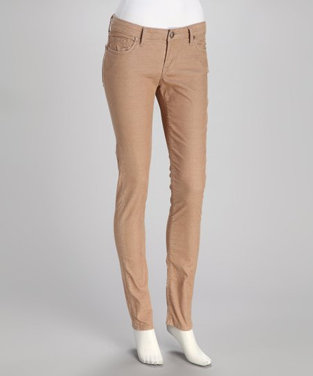 Sand Skinny Pants