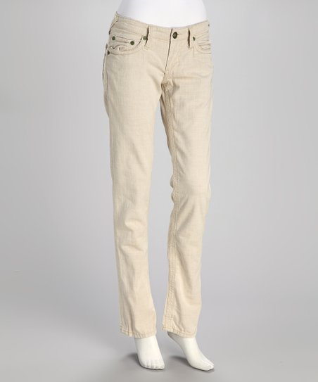Rebel Straight-Leg Pants
