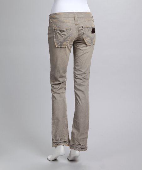 Seminole Straight-Leg Jeans
