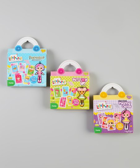 Lalaloopsy Card Set