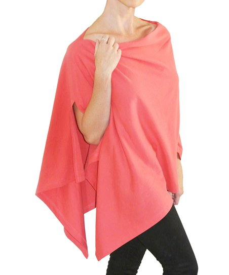 Bizzy Babee Coral Nursing Cover
