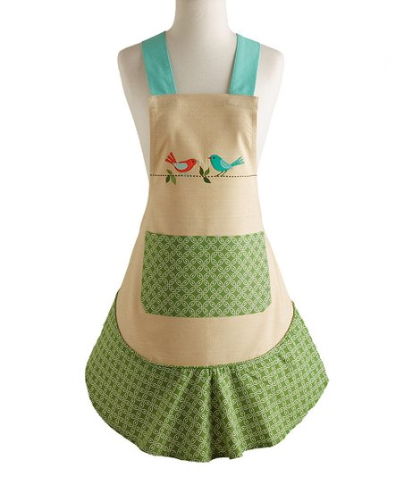 Early Bird Apron – Women