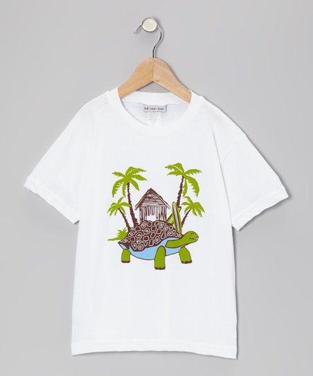 White Island Doodle Tee - Infant, Toddler & Boys