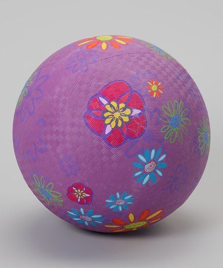 Flower Playground Ball