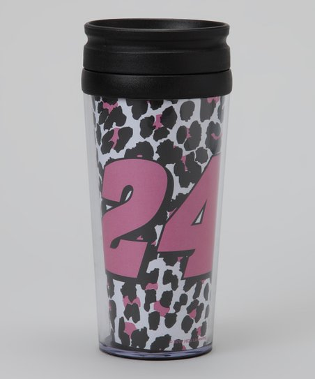 Cheetah Jeff Gordon Acrylic Tumbler