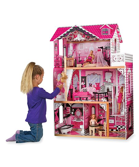 Fashion Dollhouse Set