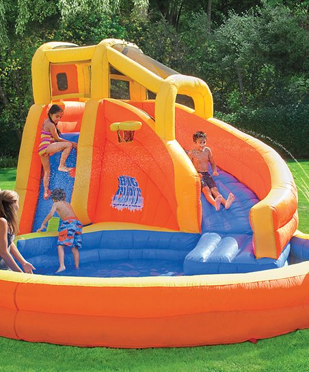 Typhoon Twist Water Slide Set