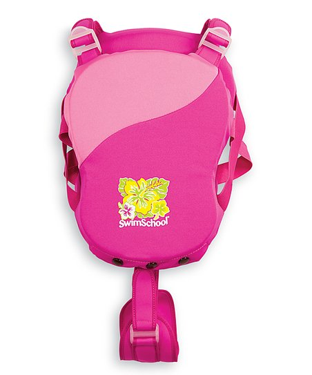 Pink Foam Pad Swim Trainer