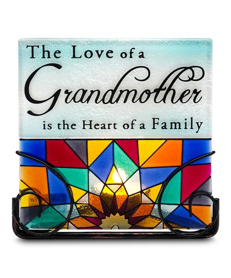 Pavilion 'The Love of a Grandmother' Tea Light Holder