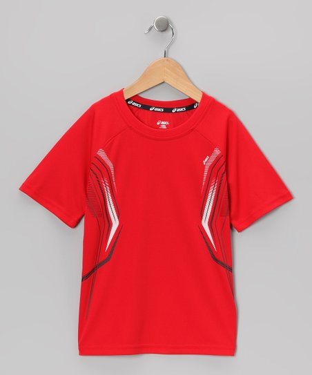 True Red Airborne Tee