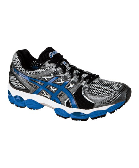 Lightning & Royal Blue GEL®-Nimbus 14 Running Shoe - Men