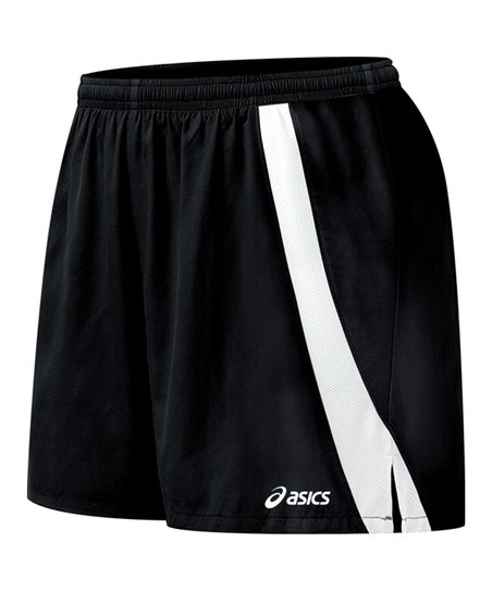 Black & White Intensity Shorts - Women