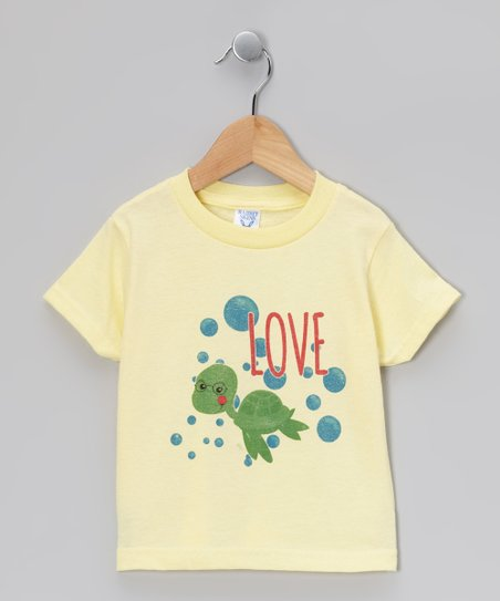 Banana Turtle Tee - Toddler & Kids