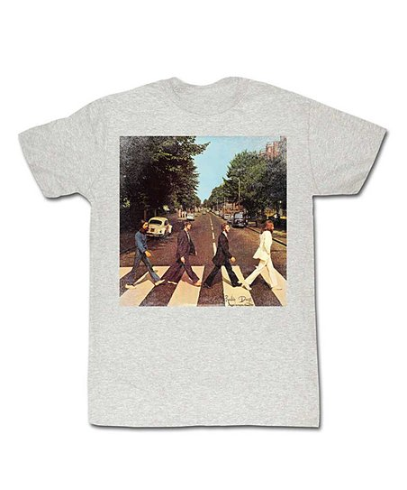 Ash Abbey Road Cover Beatles Tee - Toddler & Kids