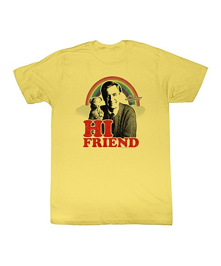 Banana 'Hi Friend' Tee - Toddler & Kids