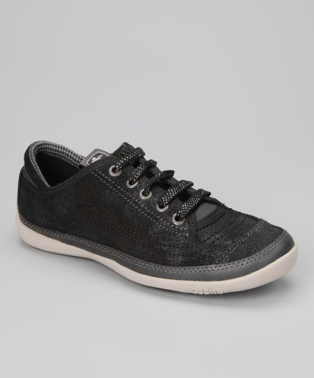 Black Suede Blvd Sneaker - Women