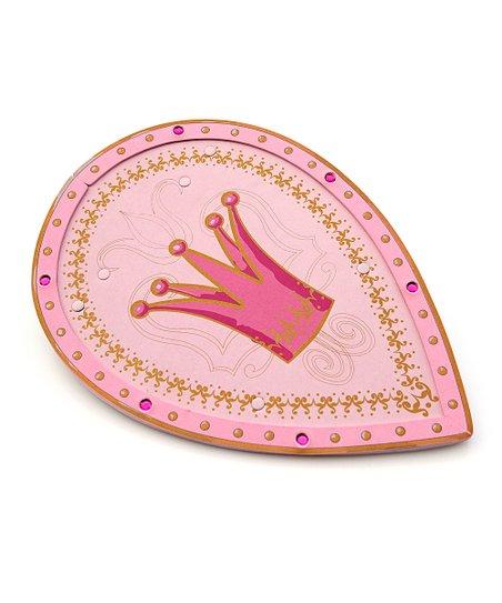 Queen Rosa Foam Shield
