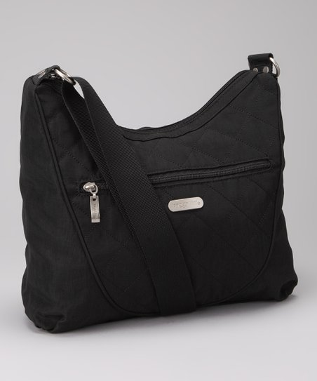 Black &amp; Khaki Drifter Shoulder Bag