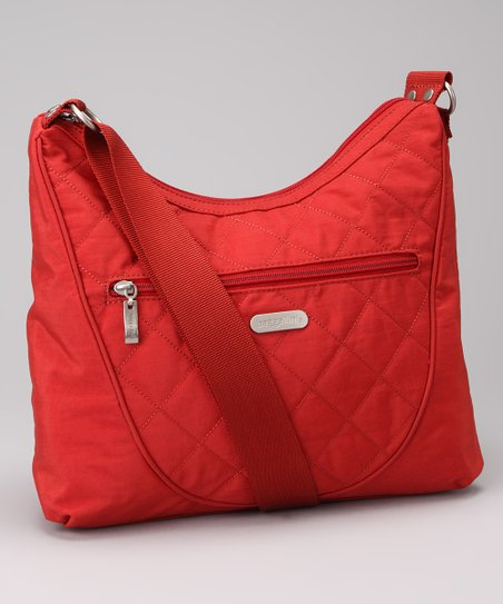 Tomato &amp; Mango Drifter Shoulder Bag