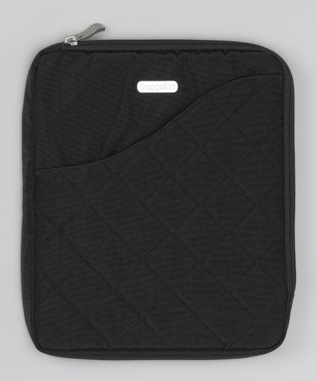 Black & Khaki Tablet Case