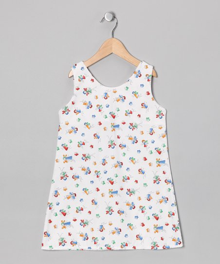 White Fairy Dress - Infant, Toddler & Girls