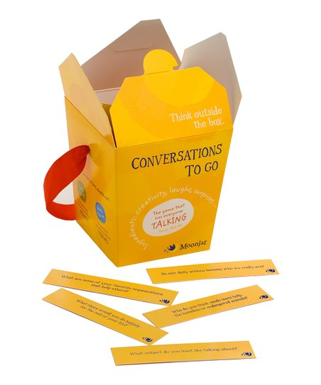 Original Conversations To Go Game