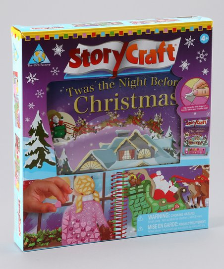 Night Before Christmas StoryCraft Kit