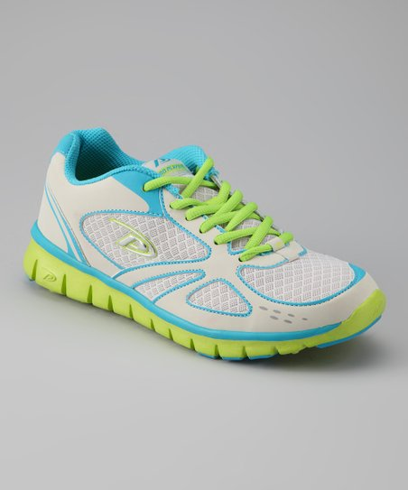 Icicle Blue Breeze Running Shoe - Women