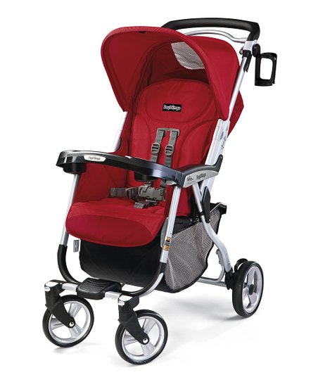 Geranium Vela Easy Drive Stroller