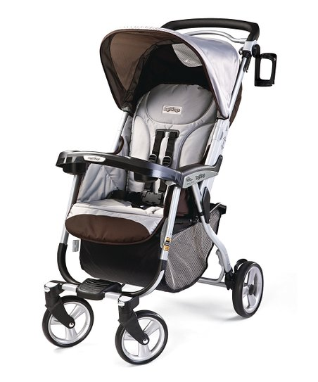 Java Vela Easy Drive Stroller
