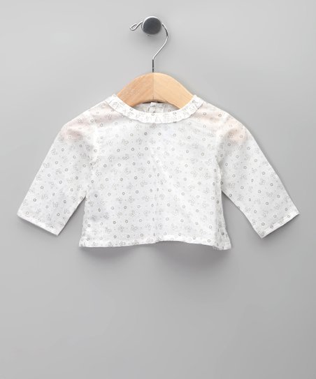 Blanco Batista Top - Infant