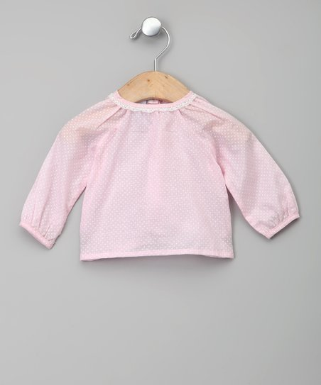 Rosa Gathered Blouse - Infant