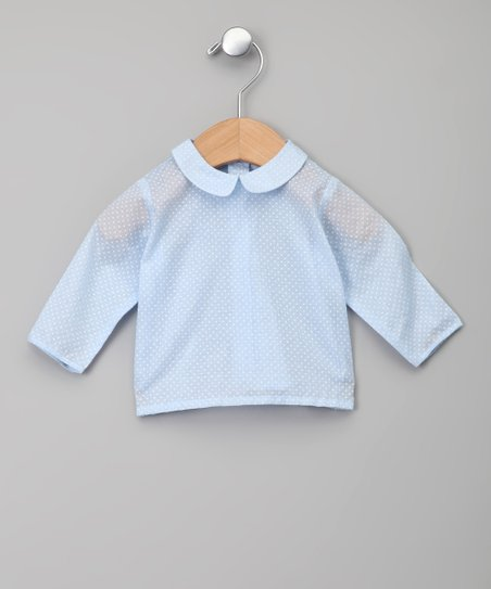 Azul Peter Pan Blouse - Infant