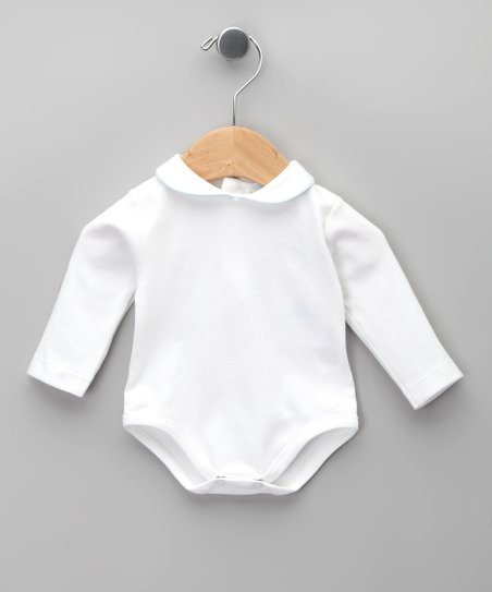 Blanco & Celeste Peter Pan Bodysuit - Infant