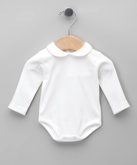 Blanco & Rosa Bodysuit - Infant