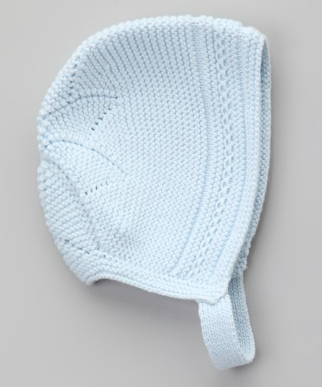 Azul Knit Bonnet