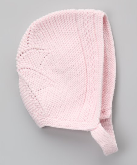 Rosa Knit Bonnet