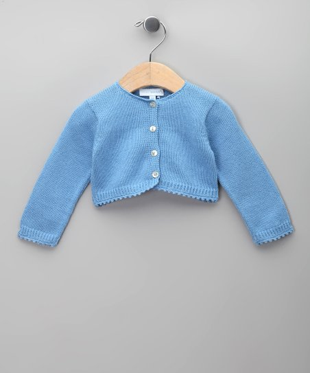 Azul Tricot Cardigan - Infant, Toddler & Girls