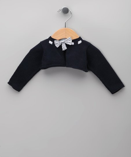 Marino Tricot Bolero - Infant, Toddler & Girls