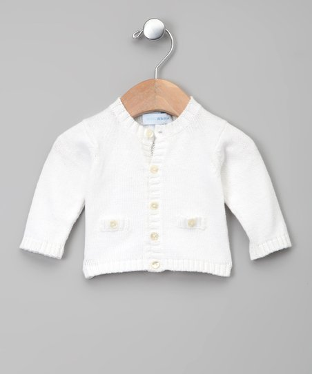 Blanco Pocket Cardigan - Infant