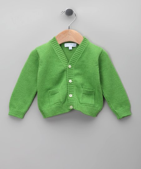 Verde Pocket Cardigan - Infant