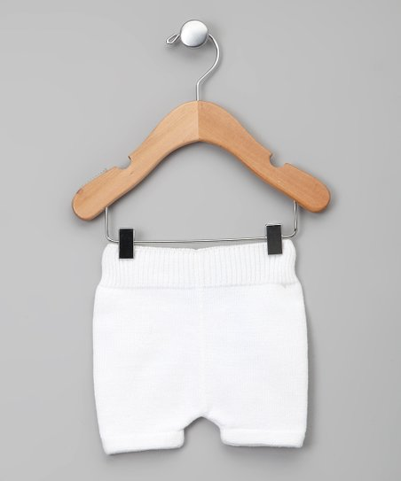 Blanco Knit Shorts - Infant