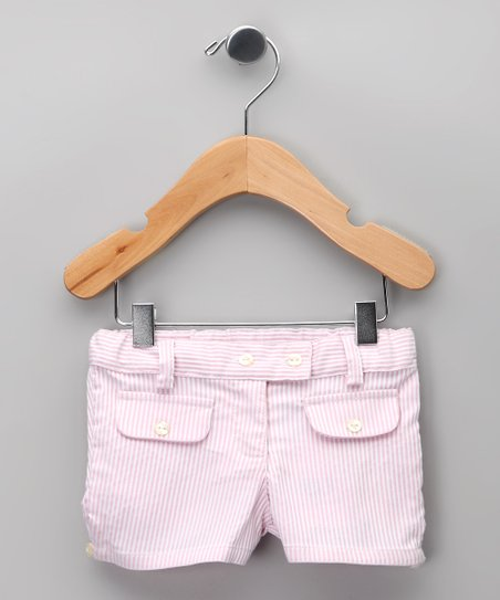 Rosa Pocket Shorts - Infant, Toddler & Girls